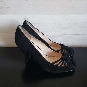 Black heels Plenty by Tracy Reese